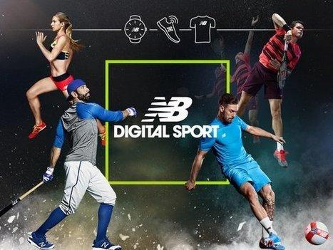 New Balance rejoint ses concurrents dans le domaine du digital et quantified self - SportBuzzBusiness.fr | Réseaux sociaux, TV & Sport | Scoop.it