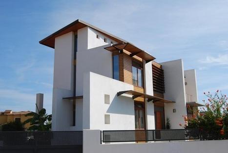 Estudios Luis de Garrido - Project - BLASCO ECO-HOUSE   Idées d'Architecture   Scoop.it