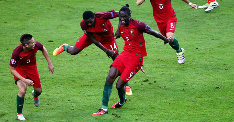 Portugal Loses Ronaldo but Defeats France in Euro 2016 Final #NYT | Saif al Islam | Scoop.it