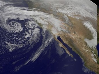 Air pollution from China = stronger storms in the Pacific?   Tech industry sustainability   Scoop.it