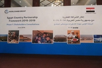 Egyptians Help Shape the World Bank Group's Strategy - World Bank Group | Nubia; daily life and cultural heritage | Scoop.it