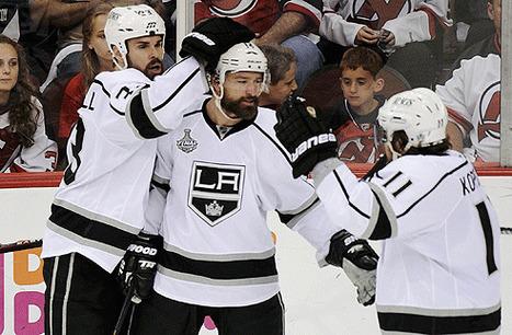 Contra pressão, Kings tentam bater 'insistente' Devils e conquistar Stanley Cup   esportes   Scoop.it