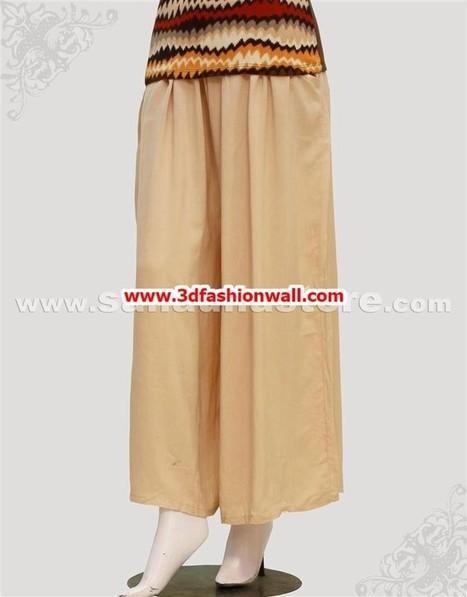 Pakistani Culottes And Pajamas Collection 2013 | Pakistani dresses | Scoop.it