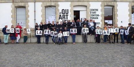 Quimper contraint de fermer soncentre d'art contemporain | Le gratin de la bêtise | Scoop.it