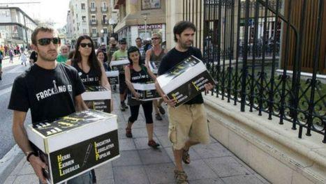 "Madrid asegura que la ILP contra el fracking ""fomenta la alarma social"" | Ez hemen ez inon | Scoop.it"