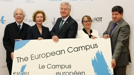 Campus européen créé par cinq Universités, dont Bâle | Higher Education and academic research | Scoop.it