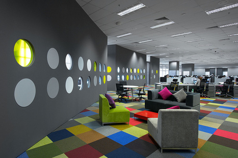 10 Creative Ideas to Boost the Appeal of Office Environment | Office Cubicles Tips | Scoop.it