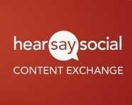 Hearsay gives paid-for access to content sources for Social Media Marketing | Content Marketing & Content Curation Tools For Brands | Scoop.it