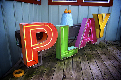 Playful Intentions for Serious Parents | Serious Play | Scoop.it