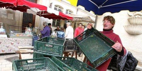 Sur le marché, la solidarité est de mise | Agriculture en Dordogne | Scoop.it