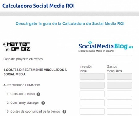 3 recursos para calcular el Social Media ROI | Redes Sociales | SEO Y Social media marketing | Scoop.it