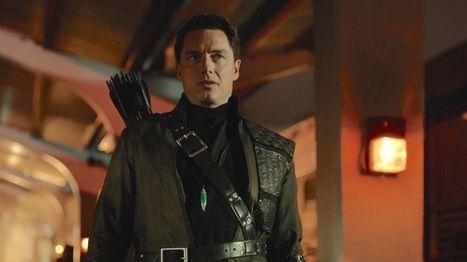 48 Reasons John Barrowman Is The Greatest 'Arrow' Villain Of Them All | ARROWTV | Scoop.it