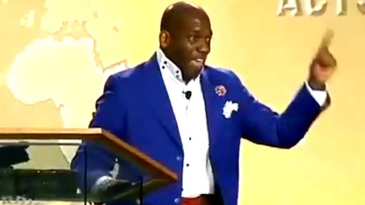 'Biblically correct' Baltimore pastor rails against 'sanctified sissies' and disloyal 'hoes'   Sex Work   Scoop.it
