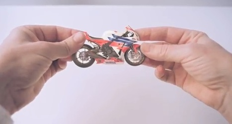 "[Video] Honda ""Hands"" - Social Media Marketing vol presentaties, onderzoek, cijfers, trends: SocialMedia.nl 