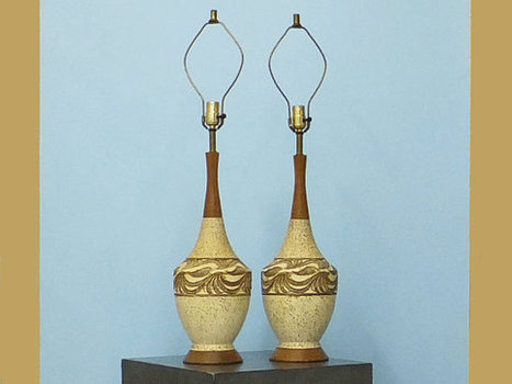 Pair of Table Lamps | Home Decoration Ideas | Scoop.it