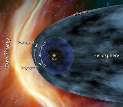 La sonde Voyager 1 entre dans un espace inconnu   Sciences & Technology   Scoop.it