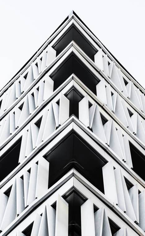 #Photographie : Stunning Geometry of Madrid Architecture | Photographie, d'ailleurs! | Scoop.it