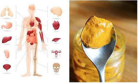 This Is What Happens To Your Body If You Eat 1 Teaspoon Of Turmeric Every Day | Eat Local for life balance and longevity | Scoop.it