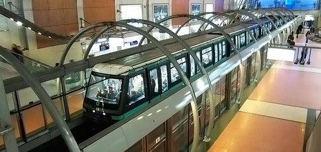 El Metro de París en Francia | CITIES ON MOVEMENT | Scoop.it