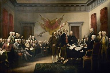10 Fascinating Stories About The Founding Fathers | Strange days indeed... | Scoop.it