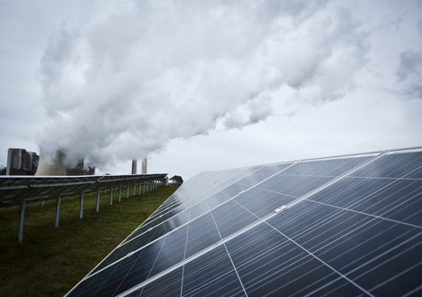 China's about to surpass Germany's solar market, thanks to some help from … Germany?   German Information for German1 and 2   Scoop.it
