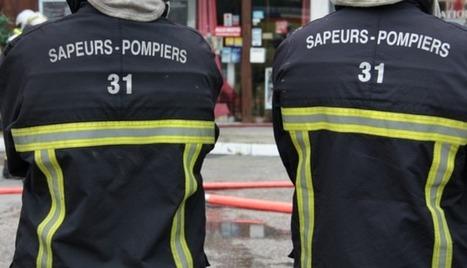 Un incendie détruit un entrepôt près de Toulouse : 70 pompiers mobilisés   Sapeurs-pompiers de France   Scoop.it