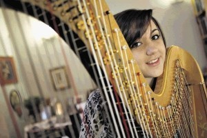 Heavenly harpist off to US on scholarship | Poverty Assignment by_Ku Wai Sze | Scoop.it