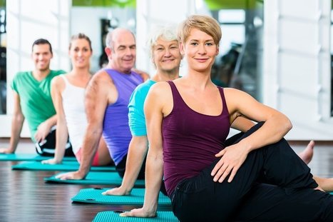 The benefits of Pilates on body and mind - Silversurfers   Mindfulness Community   Scoop.it