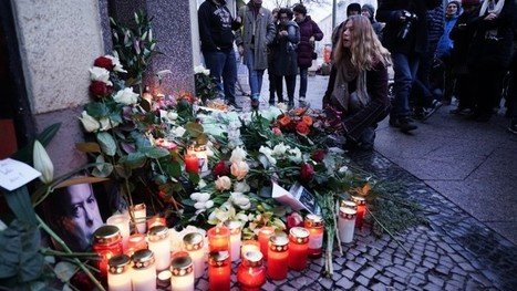 In Schöneberg trauert Berlin um David Bowie   allemagne musique   Scoop.it