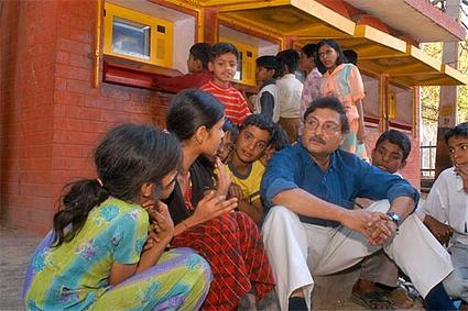Sugata Mitra, aprendizaje mínimamente invasivo | Alaya Difundiendo Infancia | tecnologías sociales | Scoop.it