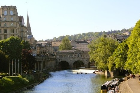 Aquae Sulis: 10 Interesting Facts and Figures about the City of Bath You Might Not Know | Historic Thermal Cities Villes Thermales Historiques | Scoop.it