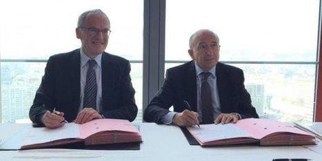Smart city : EDF et la métropole de Lyon signent un accord-cadre | TRANSITION | Scoop.it