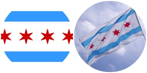 Chicago Flag History | Chicago Apartments Blog | Chicago Entertainment | Scoop.it