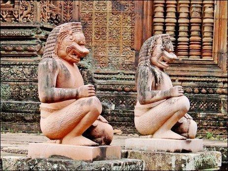 Sur la trace des pilleurs d'Angkor | Le Monde | Kiosque du monde : Asie | Scoop.it