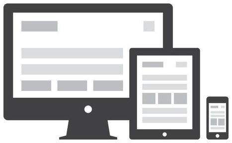 El disseny web responsive (o reactiu) | Artrivity | ApuntsDigitals | Scoop.it