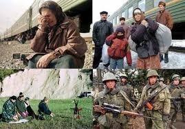 Chechnya | Genocide Tessa Krager | Scoop.it