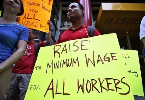 A New Study Challenges the Link Between Crime and the Minimum Wage | Law and Criminology | Scoop.it