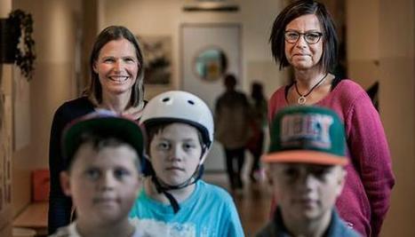 Utomhuspedagogik stärker minnet | Skolvärlden | Uterummet i pedagogiken | Scoop.it