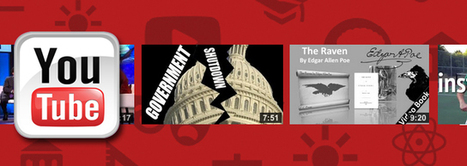197 Educational YouTube Channels You Should Know About - InformED | AC Library News | Scoop.it