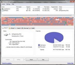 Top 5 Best Defragmentation Software to Fasten System Hard Drive   Tech Web Stuff   rooting and development   Scoop.it