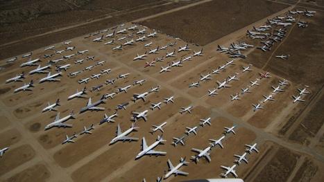 The World's Most Bizarre Aircraft Graveyards | Design Ideas | Scoop.it