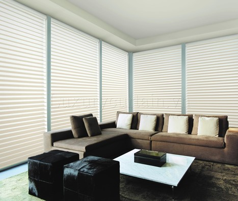Rem vai Silhouette | Rèm vải Silhouette - Hunter Douglas | Rèm Luxury Curtain cao cấp | Scoop.it