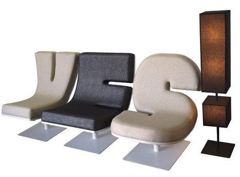 Punctuation Lamps from Tabisso | Design Milk | Interior Life | Scoop.it