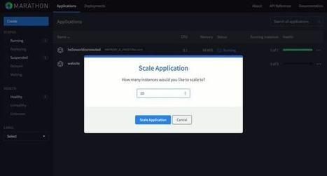 OVH prépare un nouveau cloud Docker haut de gamme | Actualités du cloud | Scoop.it