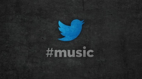 Twitter Music's Kevin Thau Resigns | Music business | Scoop.it