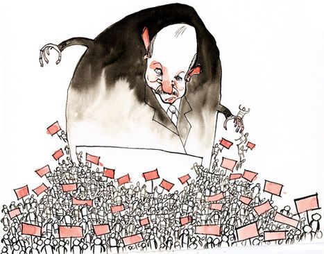 Otherwise occupied: What price revolution? | The Occupy Movement and Related Issues | Scoop.it