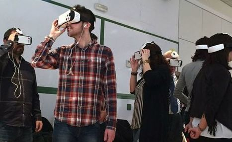 Primer Immersive Journalism Lab con vídeo 360 | TheAppDate RTVE.Es | Big Media (Esp) | Scoop.it