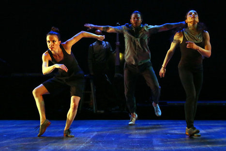 Review: Dorrance Dance, Where Tap and Computers Intersect | The Art of Dance | Scoop.it
