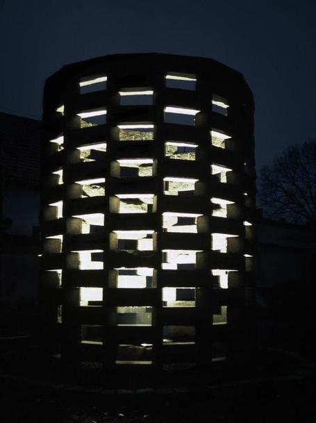 Tomasz Domanski: Tower | Art Installations, Sculpture | Scoop.it