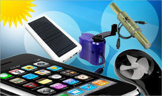 Alternative energy for phones | dreams for a better planet | Scoop.it